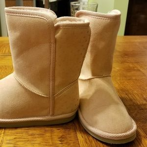 Little Girls Old Navy Boots Size 10